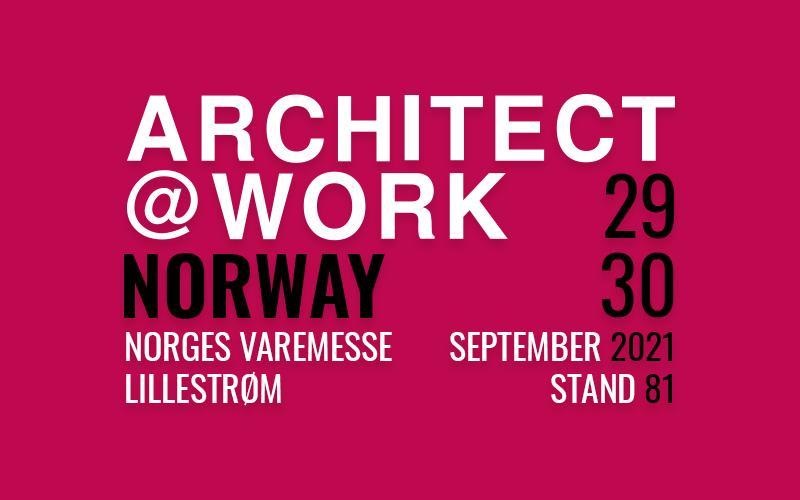 Architekt@Work 2021 - Norwegen 29. bis 30. September
