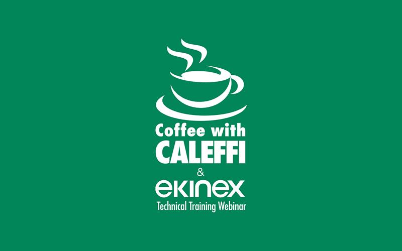 Webinar Caleffi + Ekinex. Abitazione e Domotica