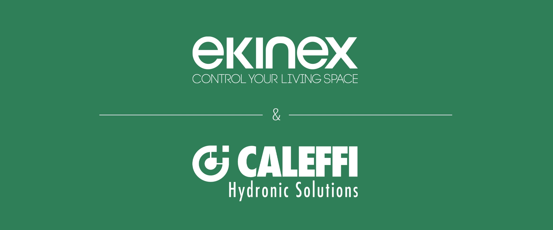 Caleffi Enters the World of Home&Building Automation