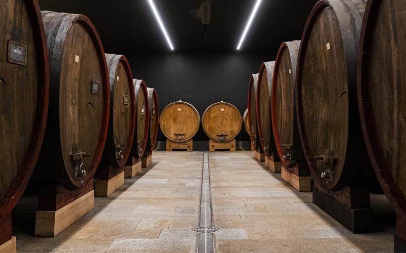 Cantina Nervi: eine spektakuläre Weinkellerei zwischen Geschichte, Architektur und Innovation