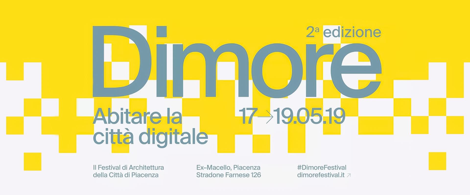 Dimore Festival Piacenza 2019