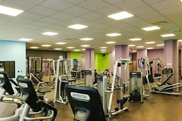 Anytime fitness Centers Milan