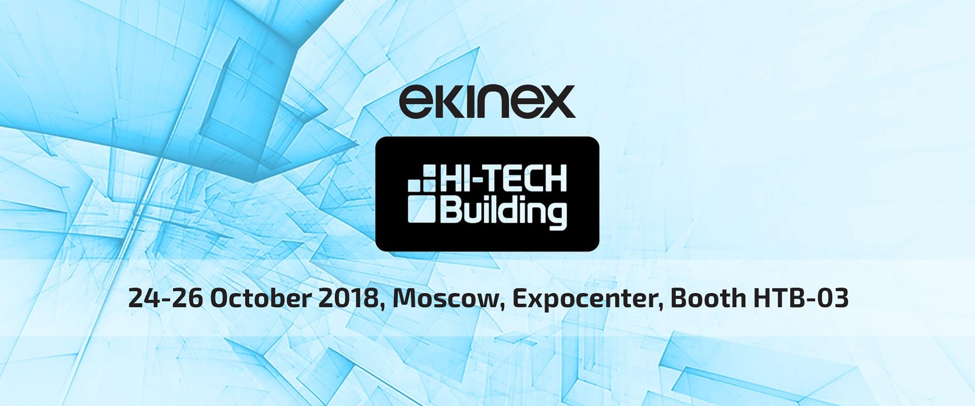 HI-TECH BUILDING Mosca 2018