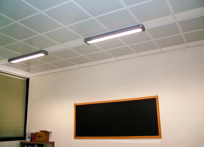 Come controllare il riscaldamento in una scuola ekinex