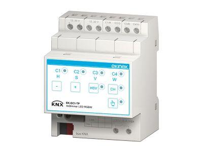 Nuovi attuatori dimmer LED | Ekinex