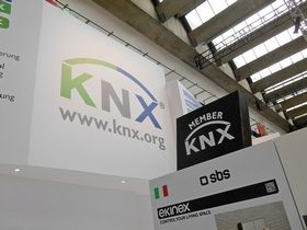 Positive feedback for ekinex at Light+Building 2014