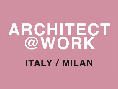 architect@work 2017 - Milano
