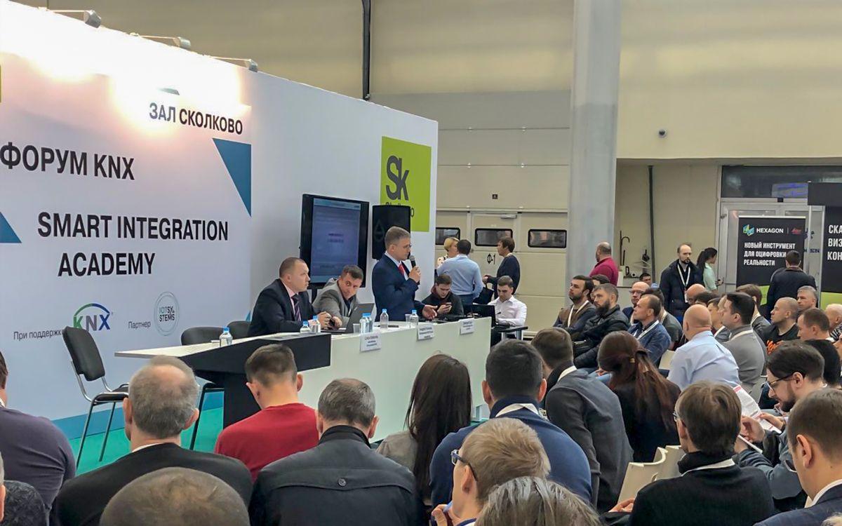 Große Erfolg auf Hi-Tech Building Moscow 2018