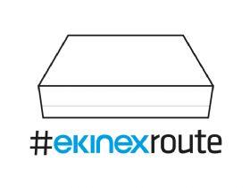 #ekinexroute