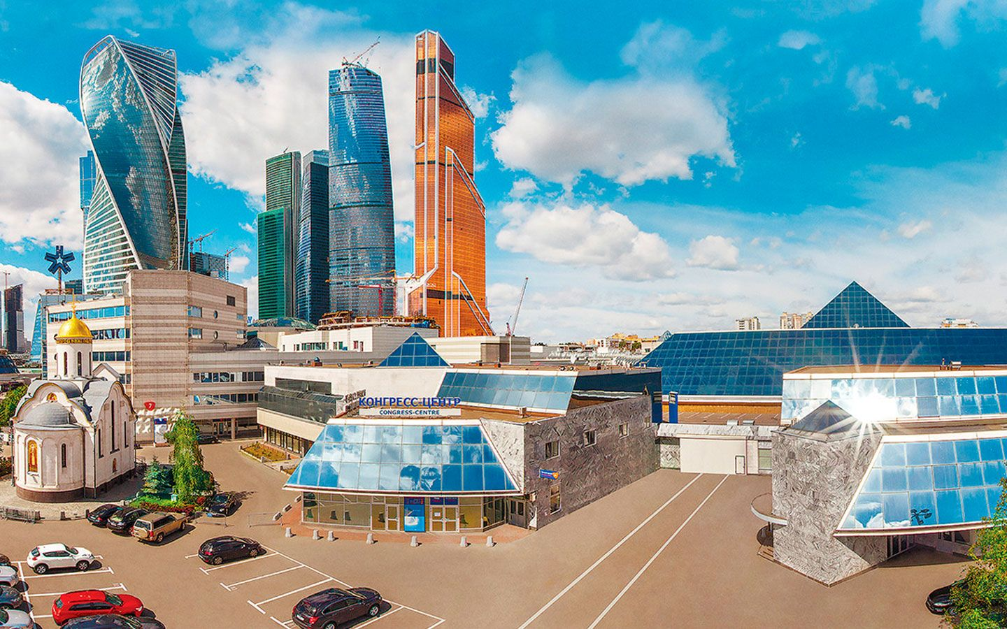 See you at Hitech Building 2017 - Moscow