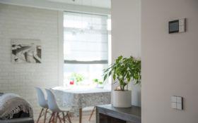 Nuova applicazione dei prodotti KNX in un appartamento a San Pietroburgo