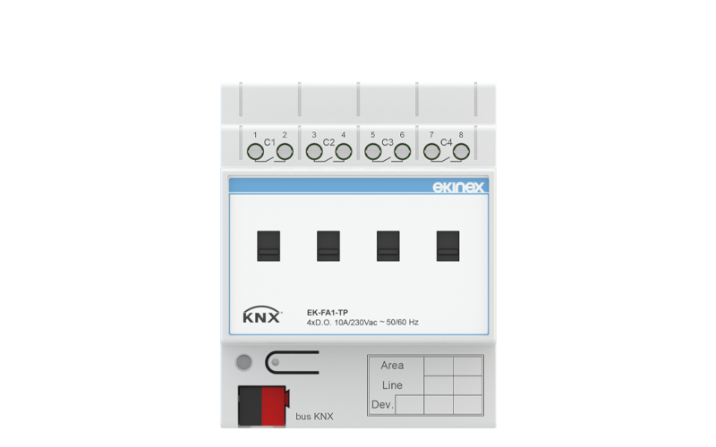 KNX Actuators and Outputs