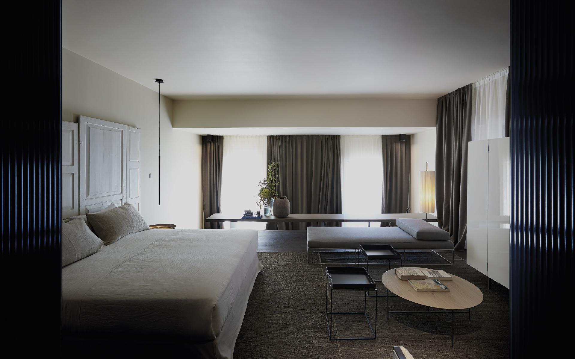 Controllo di camera in struttura alberghiera