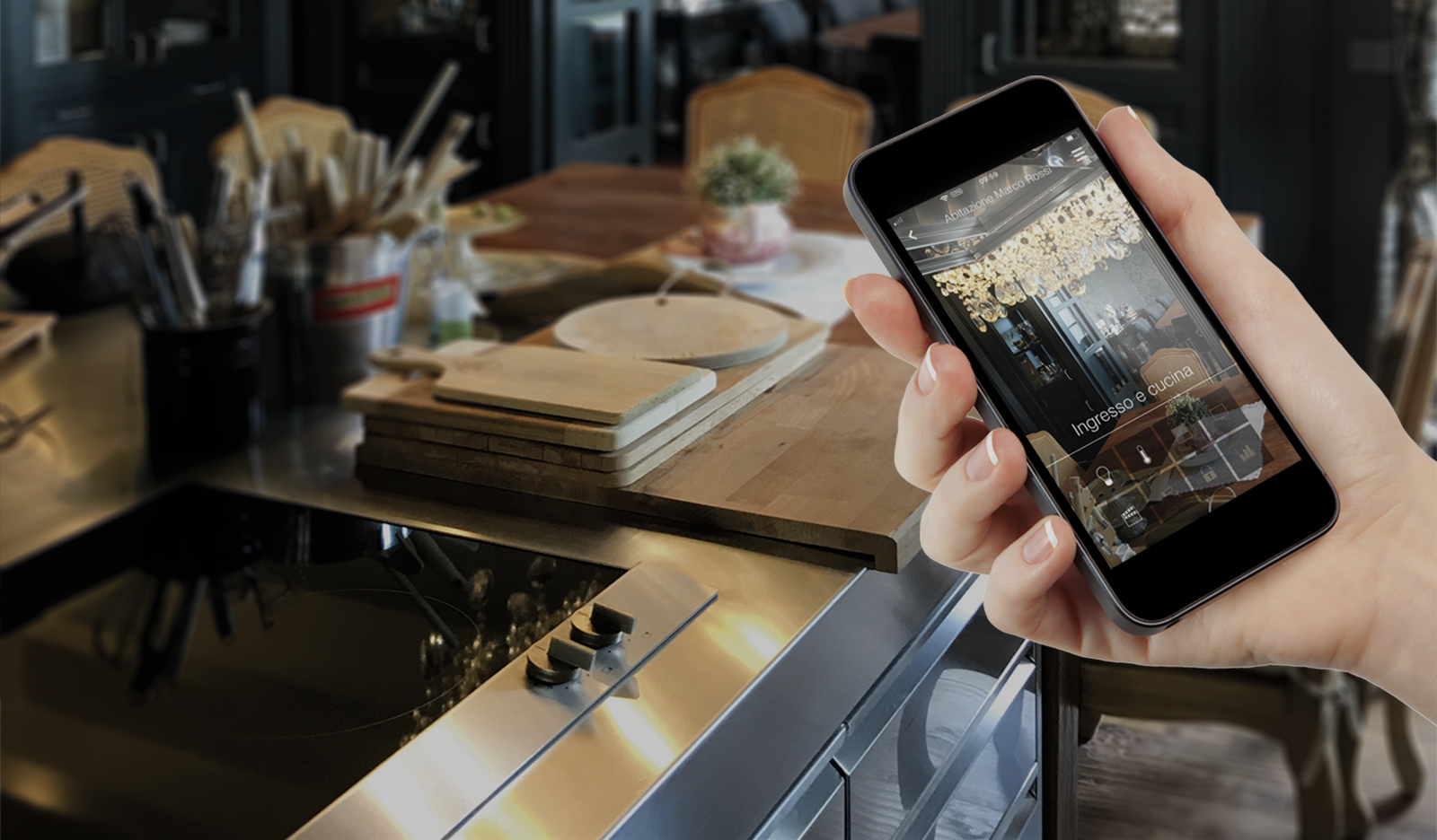 Ekinex home automation that makes your life easier