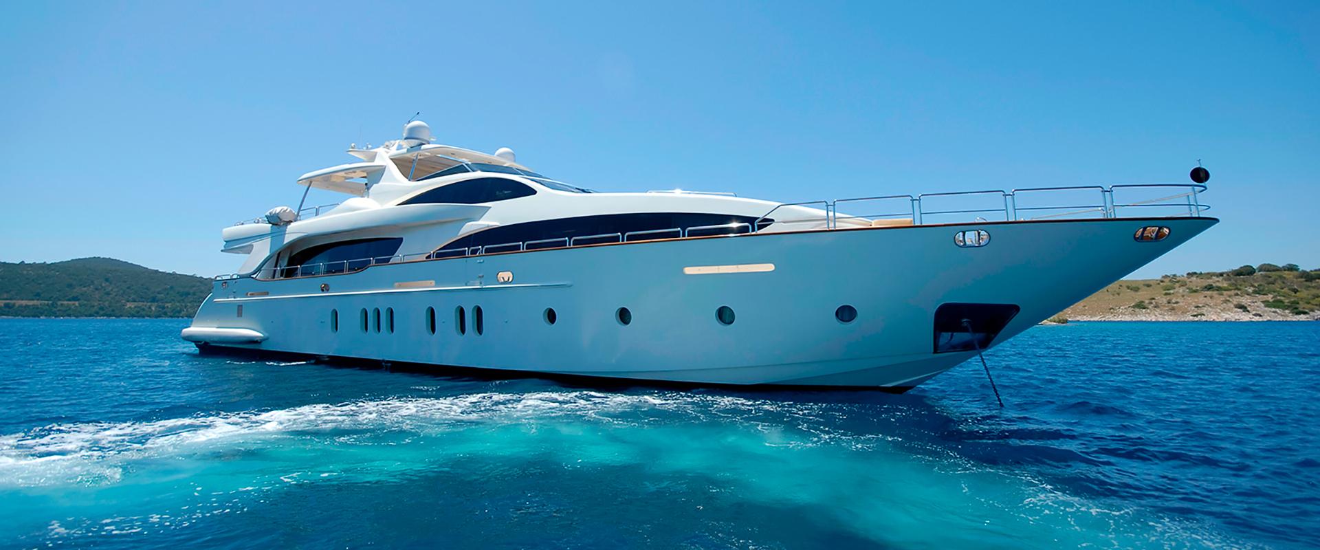 esterni yacht