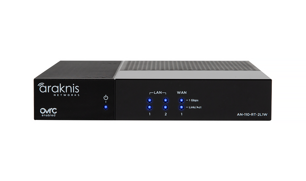 ARAKNIS Router